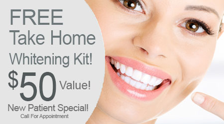 Teeth Whitening Special Kit For New Patients